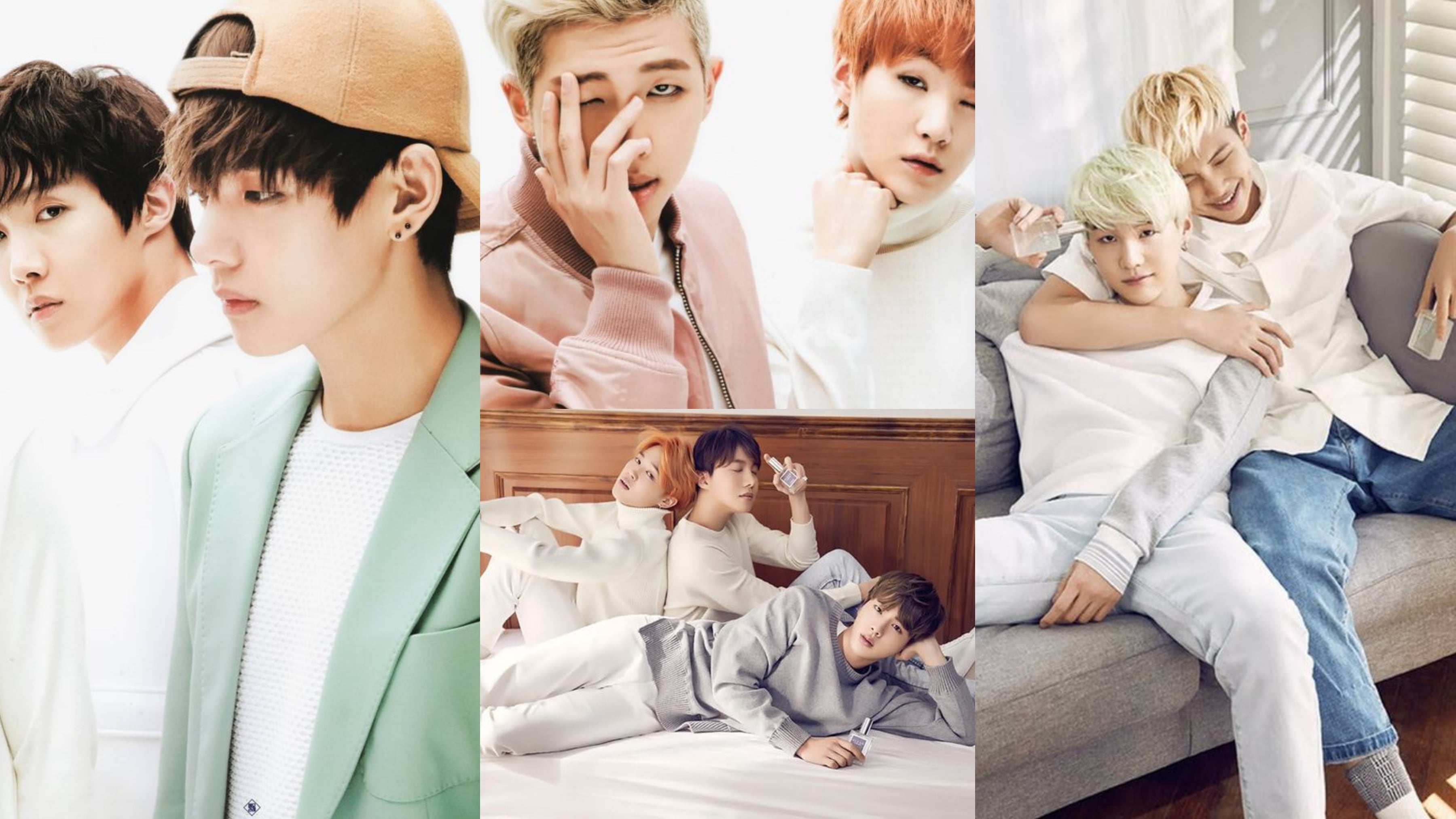 10 Unexpected Styles That BTS Flawlessly Pulls Off | Soompi