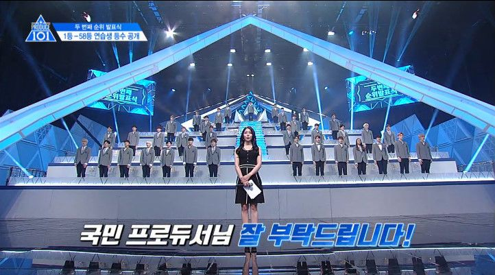 Top 35 Trainees Of Produce 101 Season 2 To Reportedly Perform Special Stage Of Pick Me Once More