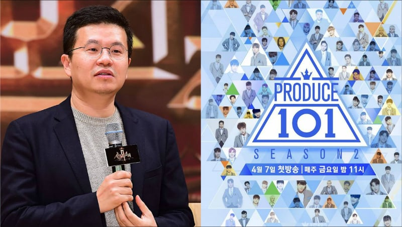 """Former """"God's Voice"""" PD Reveals Which """"Produce 101 Season 2"""" Trainee He Votes For Everyday"""