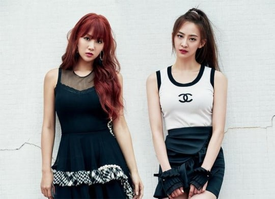 Soyou And Dasom To Remain At Starship Entertainment