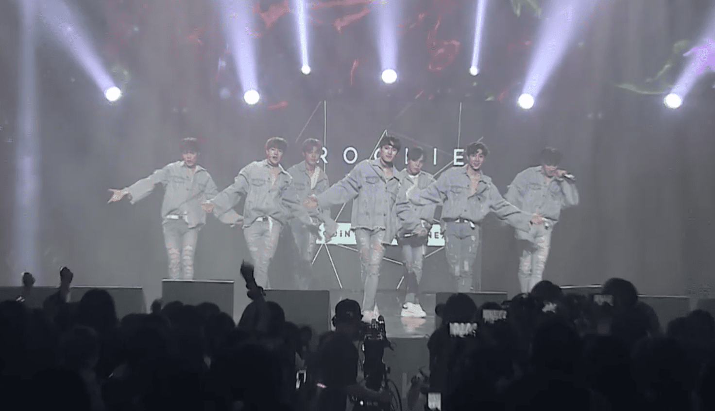Watch: 24K Flawlessly Finishes Only You Performance Despite Technical Difficulties