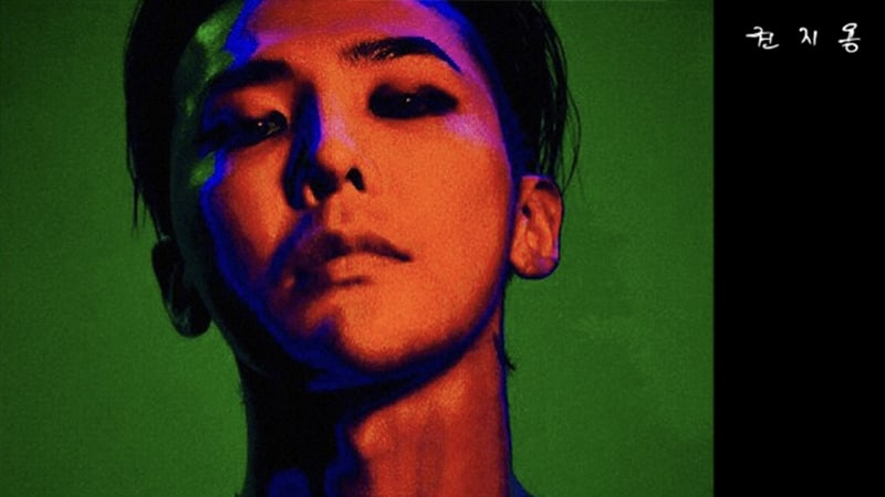 G-Dragons Solo Album Rakes In 1 Million In Sales Within A Day In China