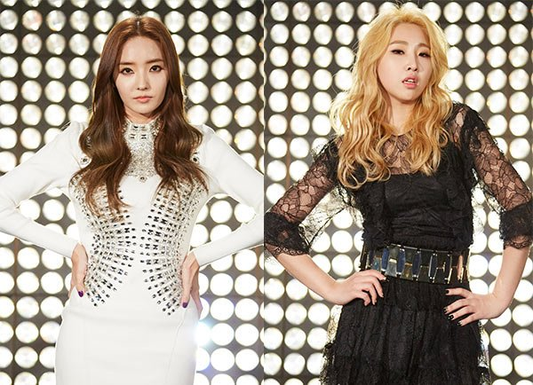 """Unnies' Han Chae Young And Minzy To Guest On """"Ask Us Anything"""" Together"""