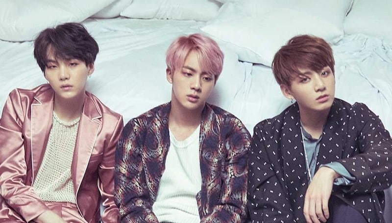 Listen BTS Suga Teams Up With Jin And Jungkook For New Version Of Mixtape Track So Far Away