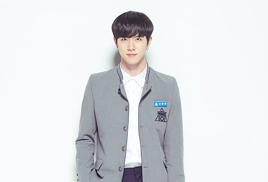 """Former """"Produce 101 Season 2"""" Trainee Kim Dong Han Reveals Which BTS Member Is His Ultimate Role Model"""