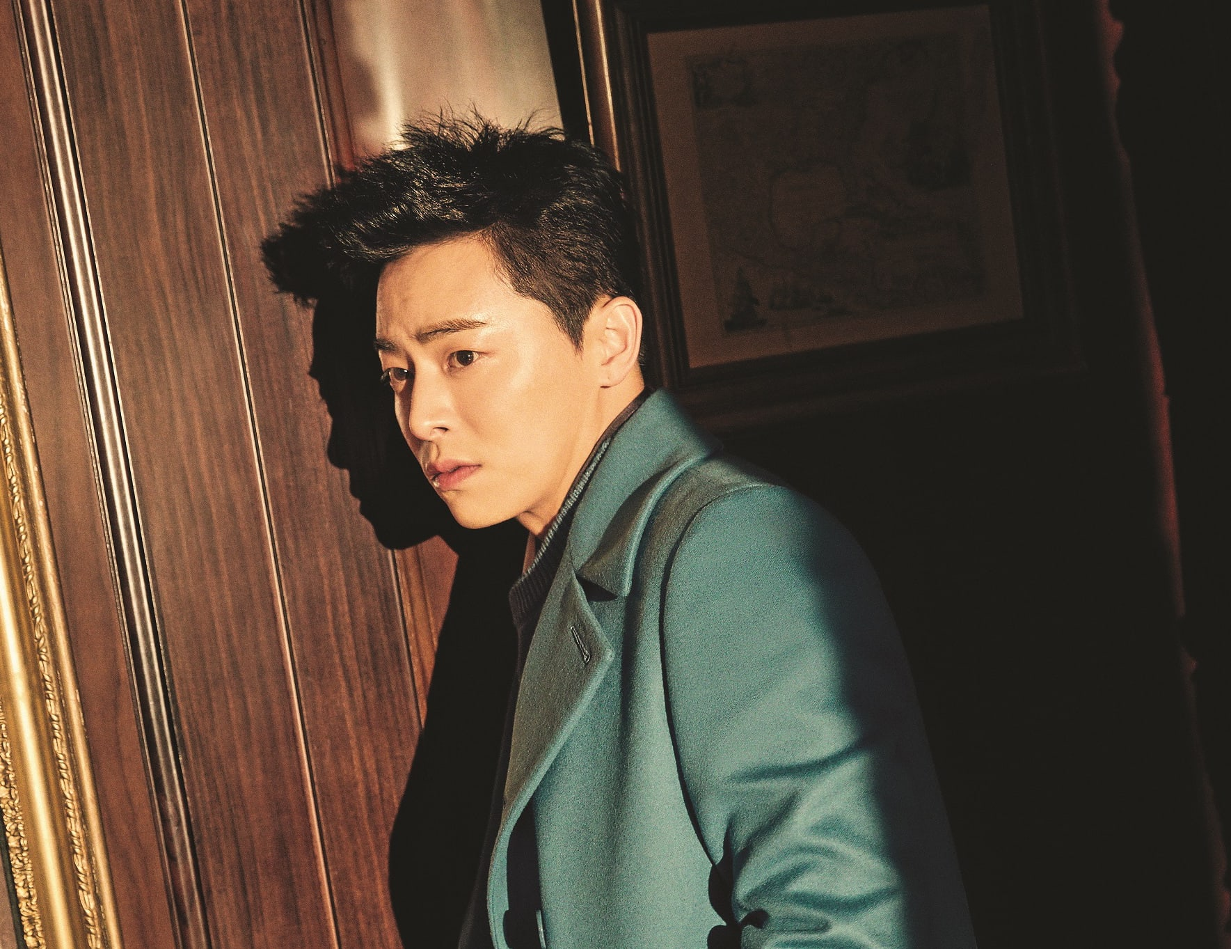Jo Jung Suk In Talks For New Romantic Fantasy Drama