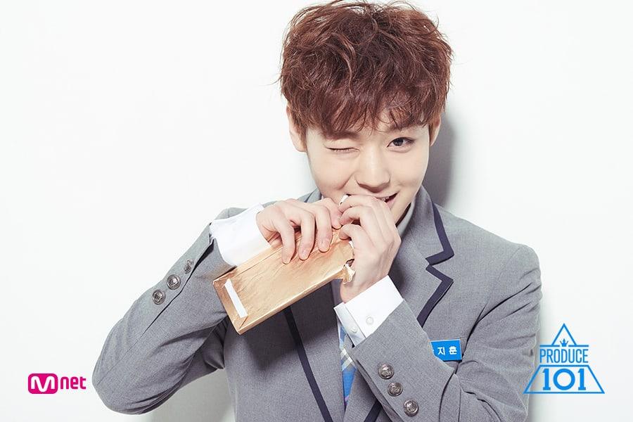 "Maroo Entertainment Explains Their Contract Status With ""Produce 101 Season 2"" Trainee Park Ji Hoon"