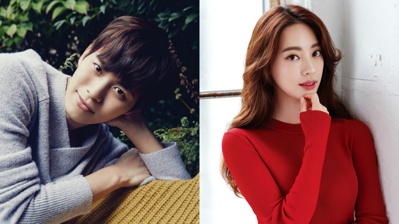 VIXXs Hongbin And Actress Yang Jung Won To Join Law Of The Jungle