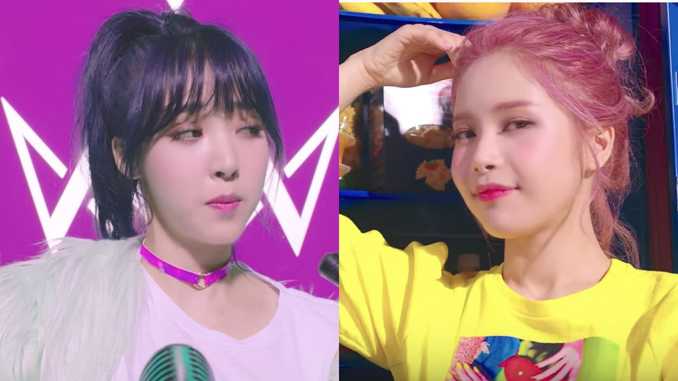Watch: MAMAMOO Drops Title Track Teaser With Moonbyul And Solar