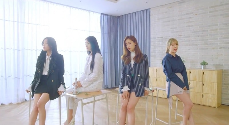 Watch: T-ara Returns With Whats My Name MV