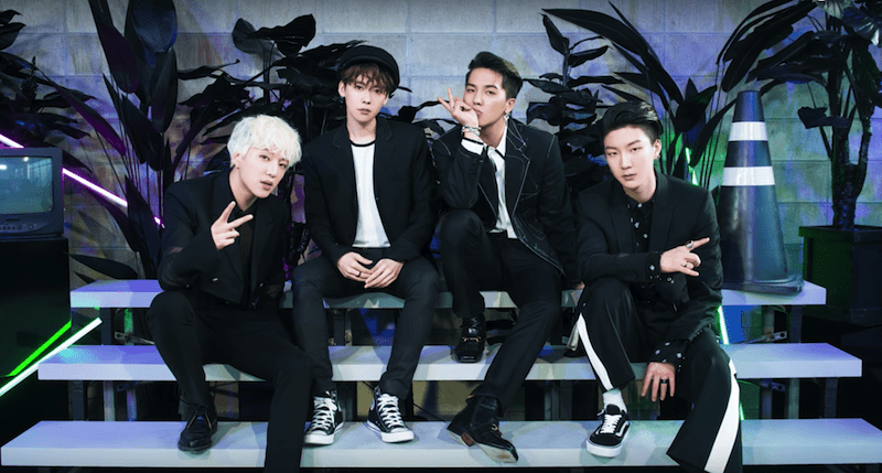 WINNER Spotted In The Studio Working On New Music