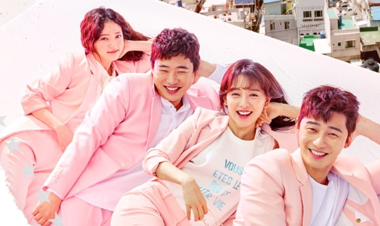 Watch: The Cast Of Fight My Way Cant Get Enough Of Each Other In New Behind-The-Scenes Video