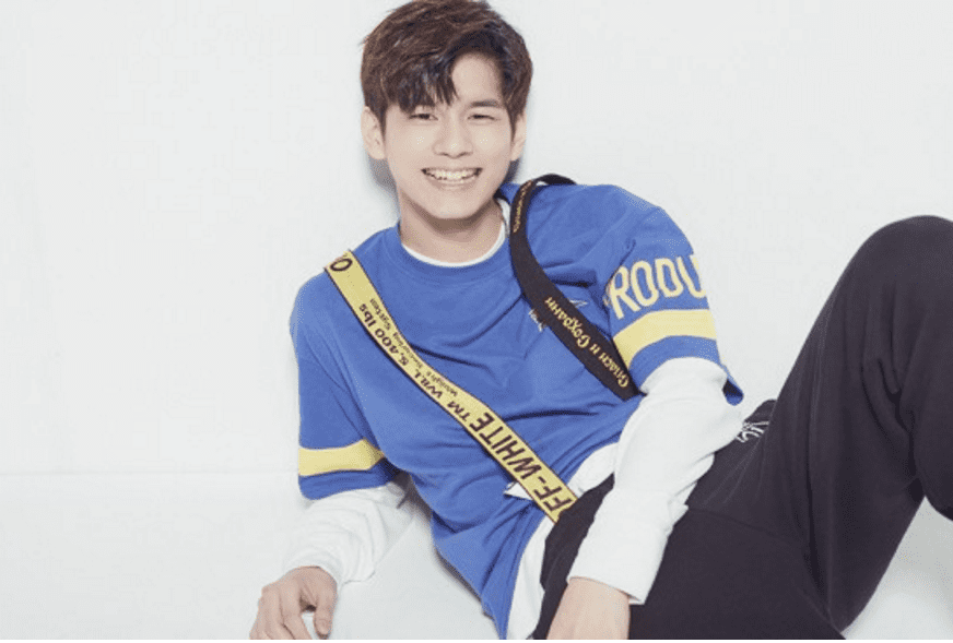 Fantagio Artists Show Support For Produce 101 Season 2 Trainee Ong Sung Woo