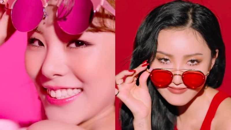 """Watch: MAMAMOO Drops Wheein And Hwasa's Teaser For """"Yes I Am"""" MV"""