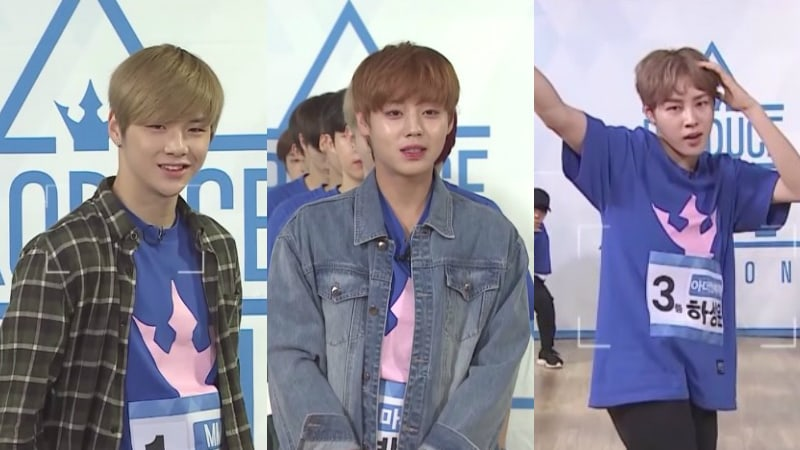"Watch: Top 20 From ""Produce 101 Season 2"" Take On Center Position In Evaluation Videos For Final Performances"