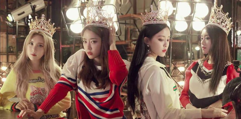 "T-ara's ""What's My Name"" MV Tops Chinese Music Charts Just 2 Days After Release"
