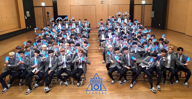 "Mnet Apologizes For Posting Wrong Photo Of ""Produce 101"