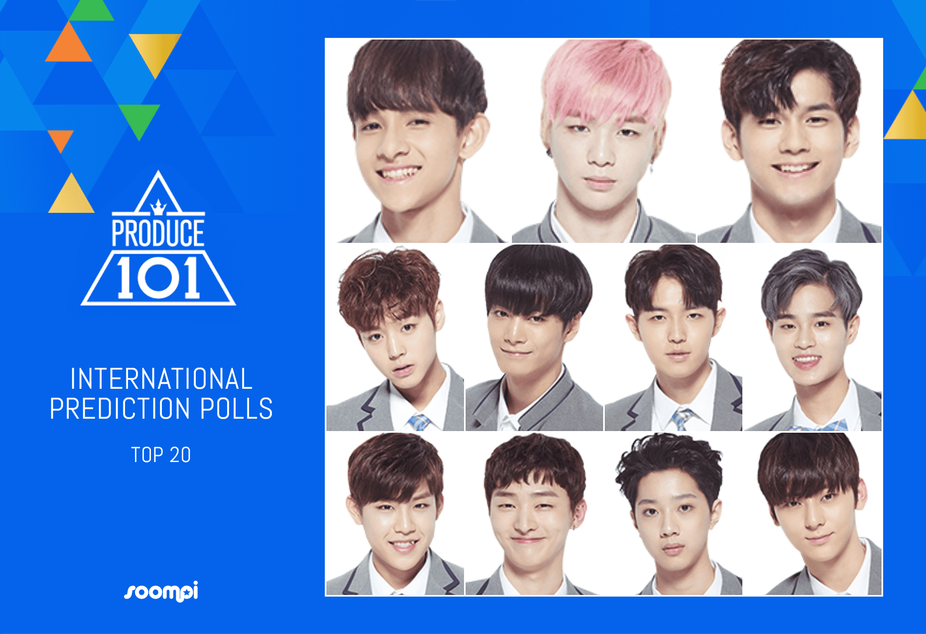 Exclusive: According To International Fans, This Is The Final Produce 101 Season 2 Lineup