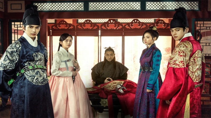 """""""Ruler: Master Of The Mask"""" Shrouded In Conflicts Between Characters As First Half Wraps Up"""