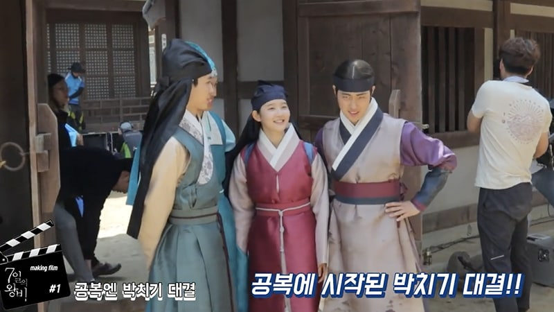 """Watch: Talented """"Queen For 7 Days"""" Child Actors Display Both Maturity And Innocence In Making Video"""