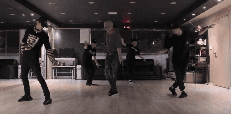 """Watch: B.A.P's Jongup Gives Fans Detailed Look At Smooth Choreography For """"Try My Luck"""""""