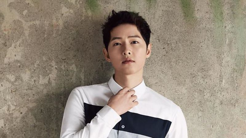 Song Joong Ki's Agency Denies Reports About Him Being Cast In New Film