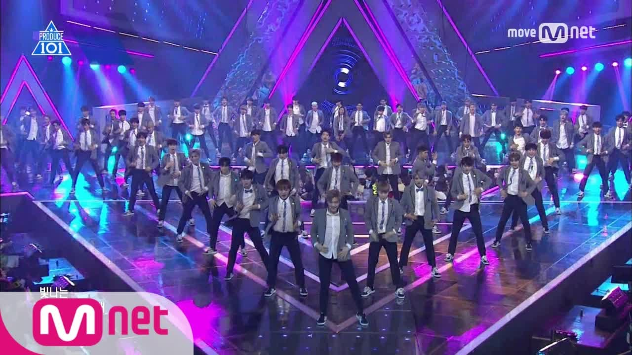Watch: Produce 101 Season 2 Trainees Put On The Performance Of Their Lives In Debut Mission Songs + Pick Me + Always