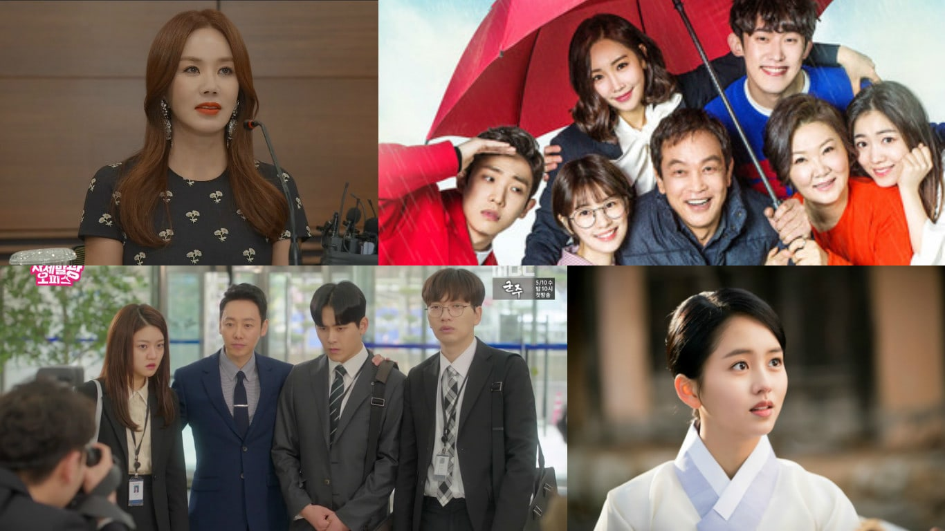 """Entertainment Weekly"" Takes A Look At Current Drama Trends Based On First Half Of 2017"