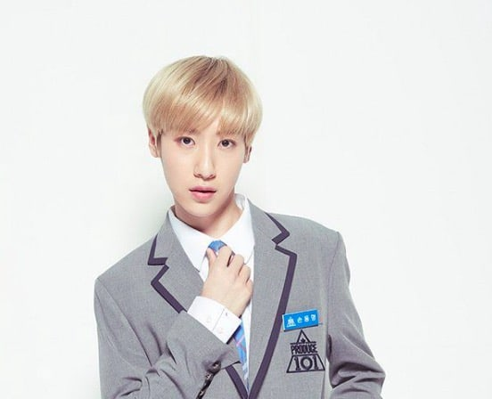 """RBW Trainee Son Dong Myung From """"Produce 101 Season 2"""" To Debut In A Band"""