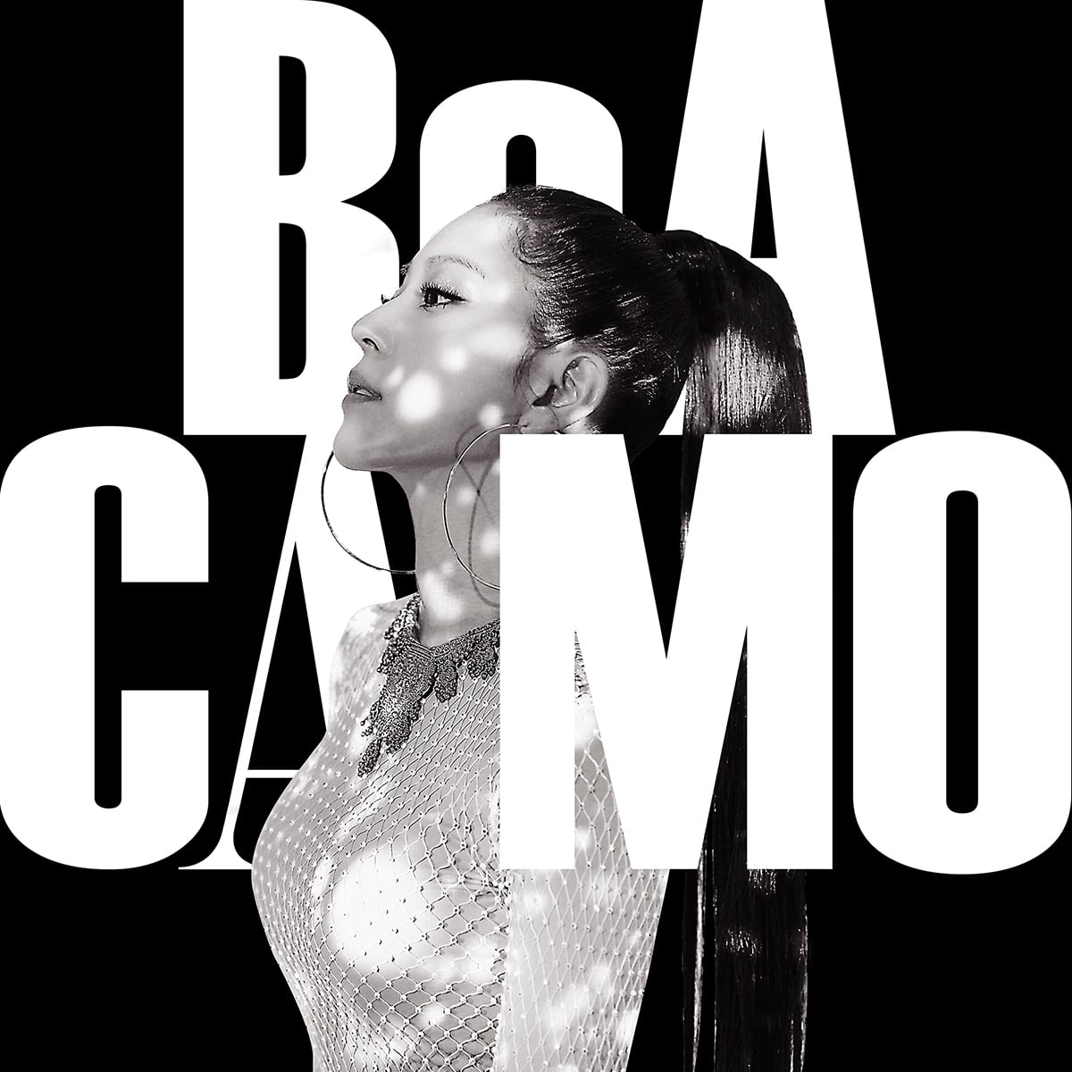"BoA Raises Hype With New Teaser Image For ""CAMO"""