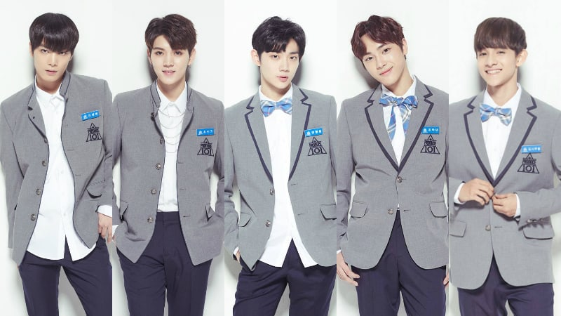 Eliminated Produce 101 Season 2 Top 20 Contestants Thank Fans After Conclusion Of Program