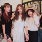 "Unnies From ""Sister's Slam Dunk Season 2"" Reunite To Support Kang Ye Won"