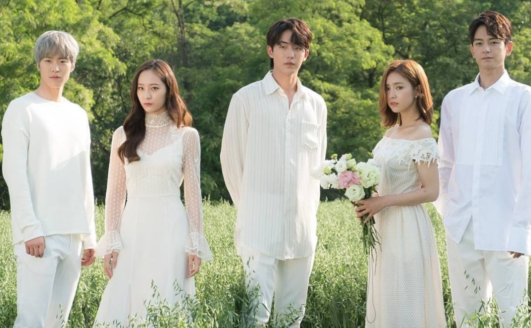 """tvN's """"Bride Of The Water God"""" Releases Beautiful New Teaser Images Of The Main Cast"""