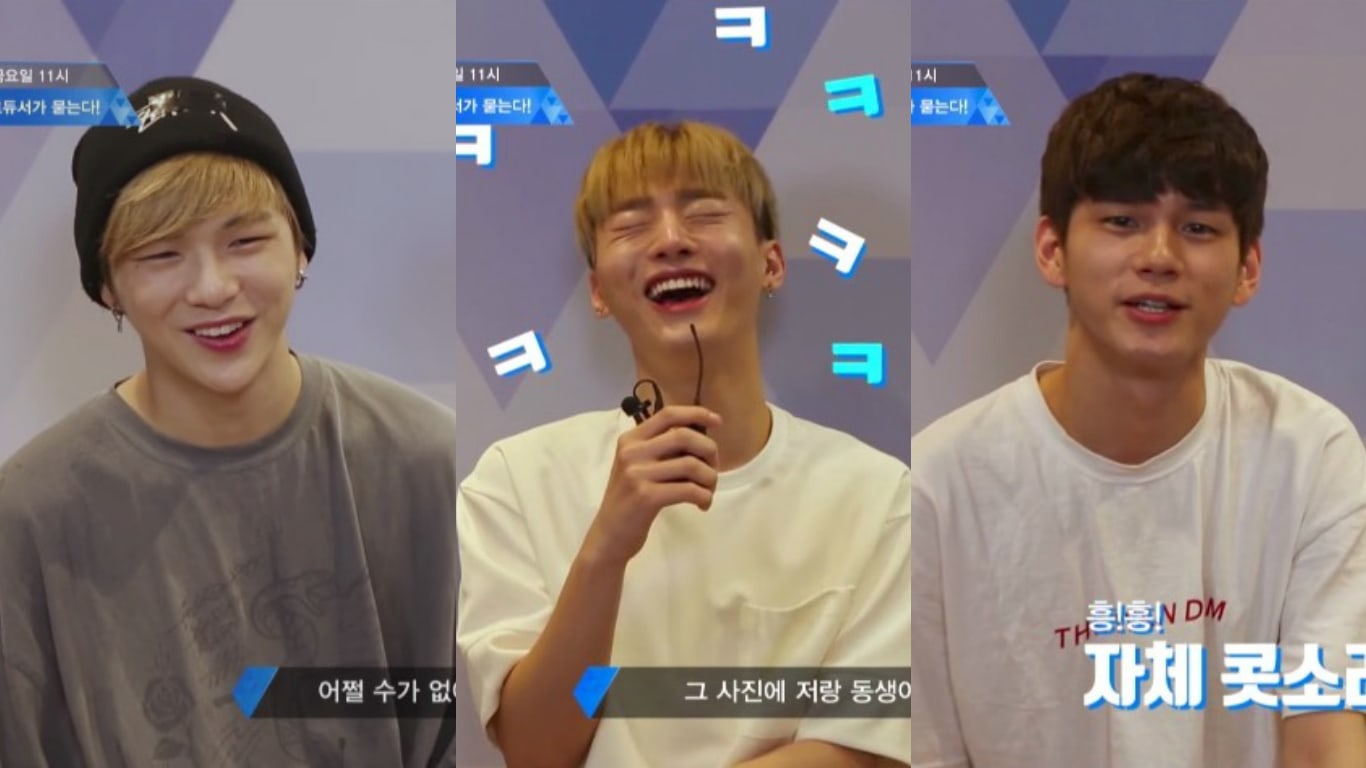 Produce 101 Season 2 Top 20 Contestants Answer Fans Burning Questions