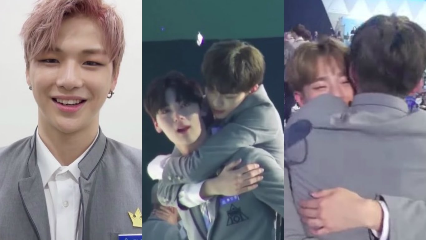 """Experience All The Emotions Of The """"Produce 101 Season 2"""" Top 11 In Post-Finale Videos"""