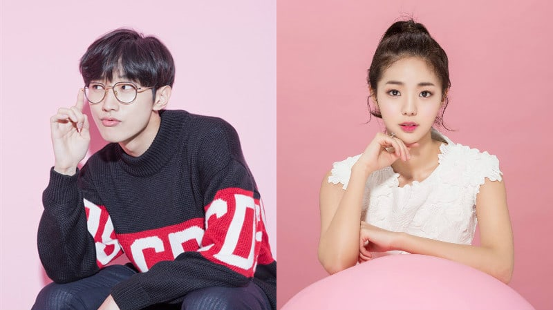B1A4s Jinyoung To Star In A Short Drama With Chae Soo Bin