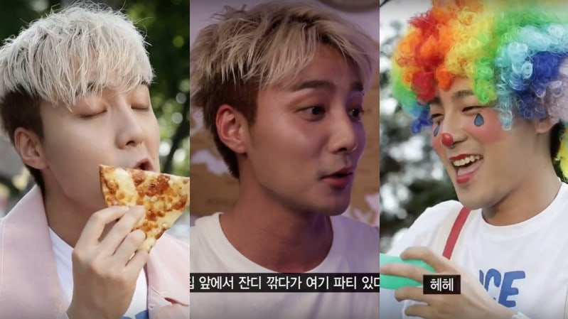 Watch: Roy Kim Shows How To Be 3 Types Of Horrible Boyfriends In SNL Korea 9 Skit