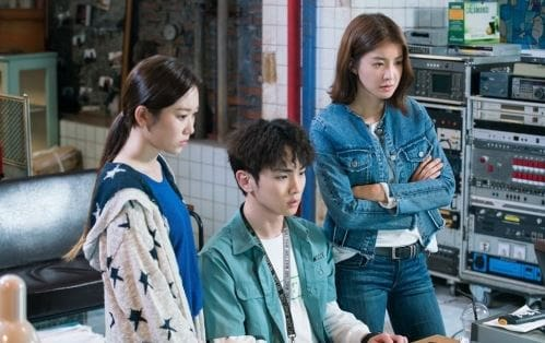 """Lookout"" Preview Stills Indicate Upcoming Episodes Will Center Around SHINee's Key"