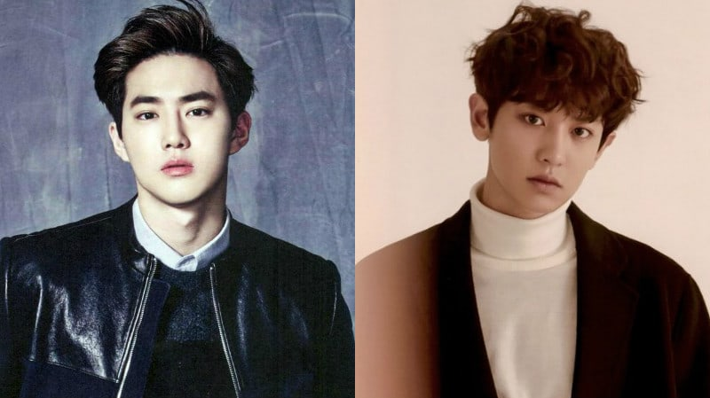 EXO's Suho And Chanyeol To Appear In A Variety Show Ahead Of Comeback
