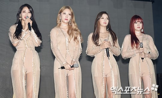 """9MUSES Reveals Fun 1st Place Promise For New Album """"Identity"""""""