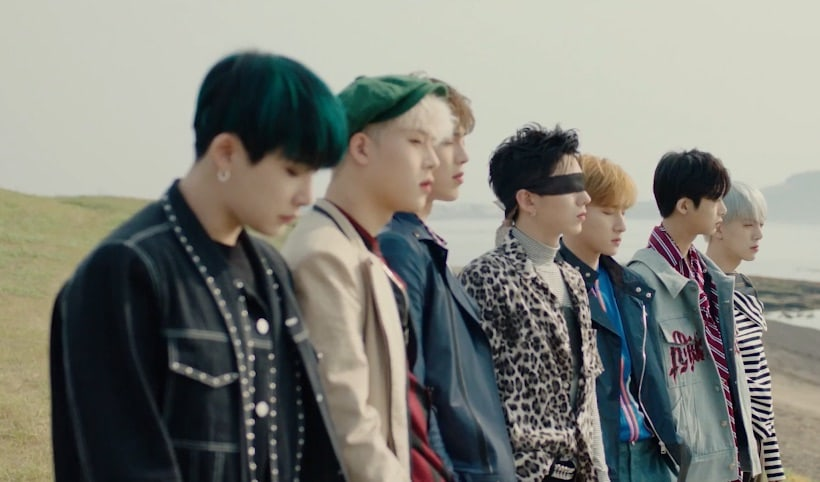 "Watch: MONSTA X Wants You To ""Shine Forever"" In New MV"