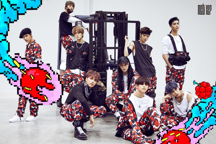 "NCT 127's ""Cherry Bomb"" Proving To Be Explosive Hit Among International Audiences"
