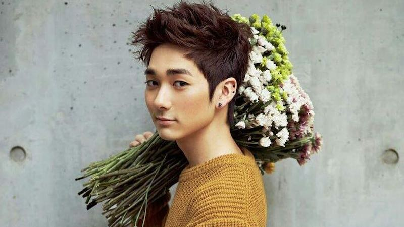 NUESTs Aron Expresses Thanks And Love In Message To Fans