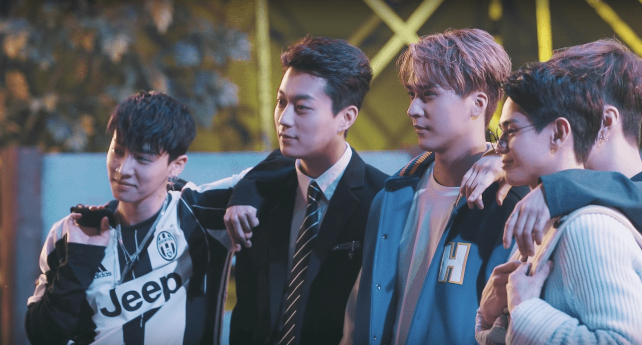 Watch: Highlight Tries Their Hand At Acting In Calling You Making Film