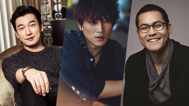 Jo Seung Woo, Ji Sung, And Kim Sung Kyoon To Star In Final Chapter Of Historical Film Trilogy