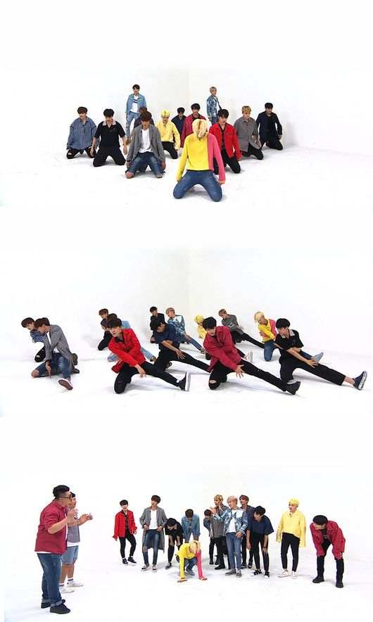 """SEVENTEEN To Put On Jaw-Dropping Performance Of """"Don't Wanna Cry"""" At"""
