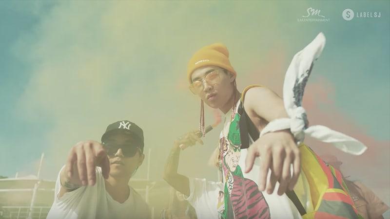 "Update: Henry Releases Smooth MV Teaser For Self-Written Track ""I'm Good"""