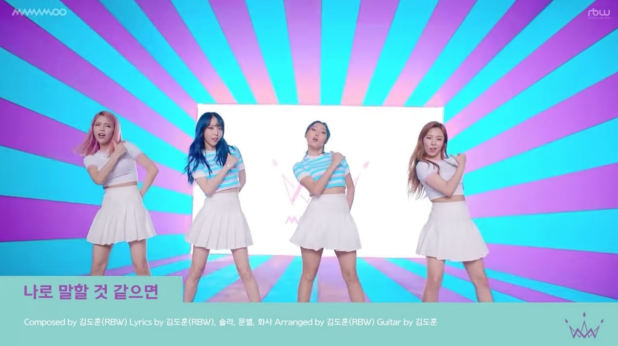 Listen: MAMAMOO Releases Highlight Medley For Comeback, Including Sneak Peak At Music Videos