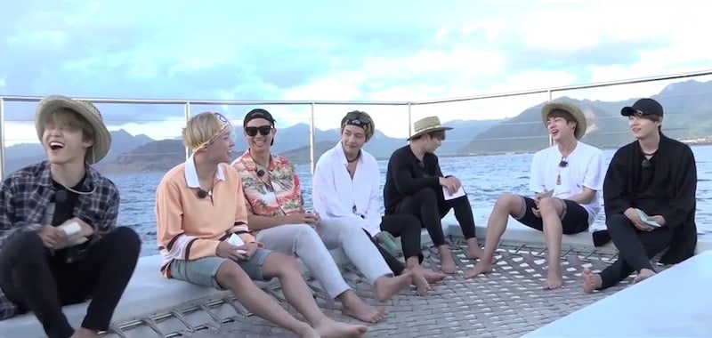 """Watch: BTS Goes On Adventures Together In Teaser For 2nd Season Of Travel Show """"Bon Voyage"""""""