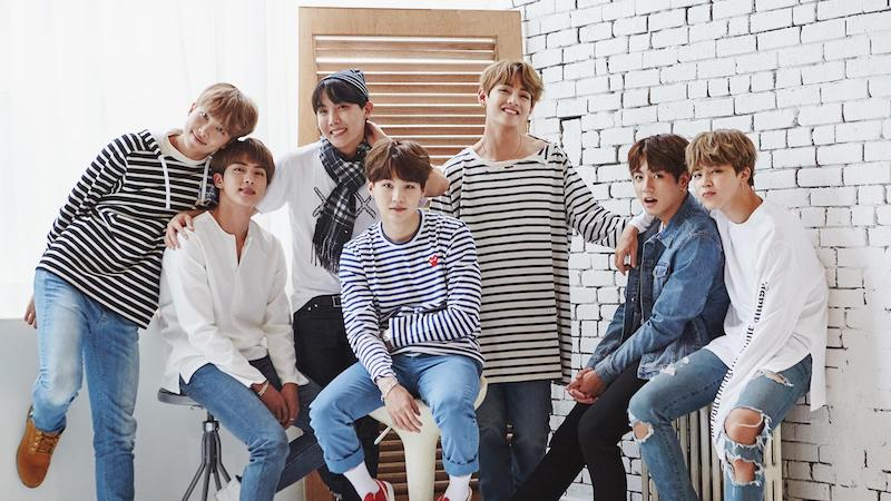 BTS Surpasses Taylor Swift For 2nd-Most Weeks In Top Spot On Billboard's Social 50 Chart